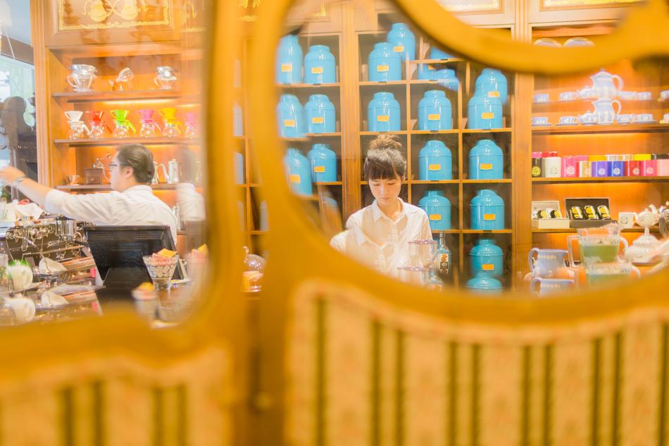高雄美食 - 高雄下午茶 - 瑪黑小館
