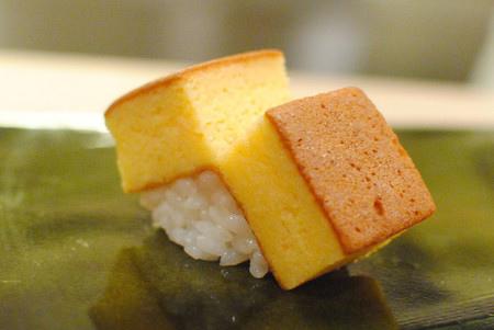 玉子燒壽司 / 厚蛋壽司