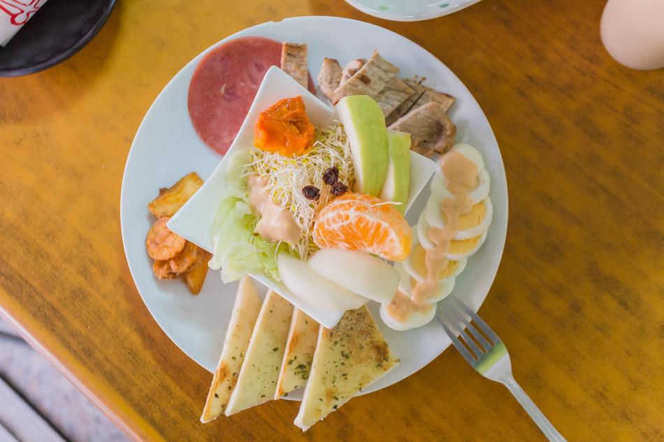屏東美食 - 檸檬樹早餐店