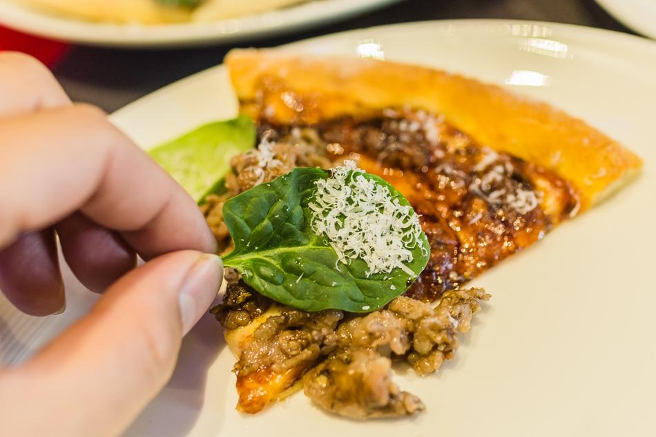 恆春美食 - 米蘭披薩