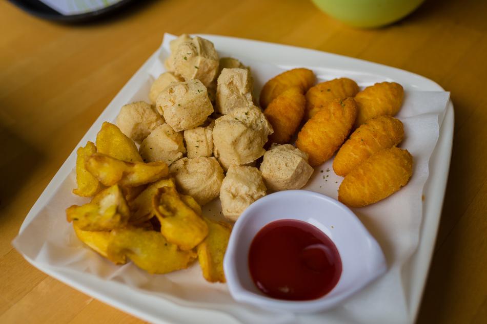 台中美食 White Kitchen懷特廚房 素食無國界料理