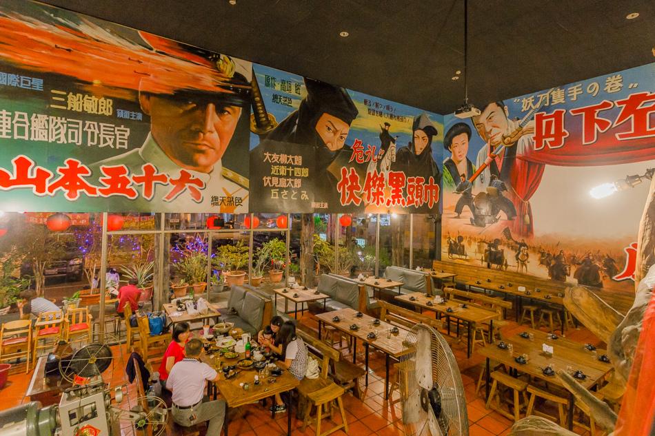 高雄美食 - 鳳山美食152番地 燒烤日本料理祖傳燜鴨澎湖芋香米粉