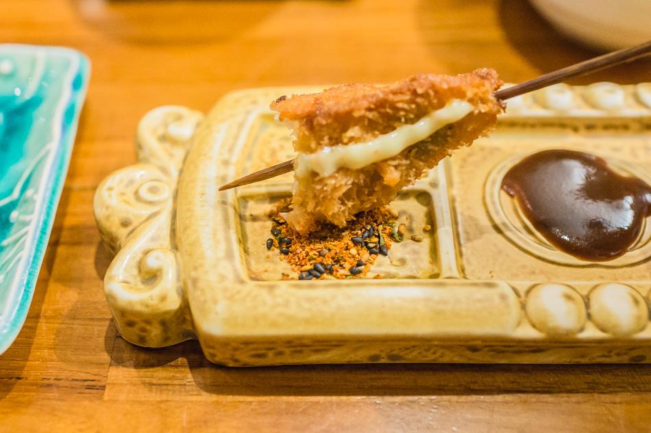 高雄美食 - 串屋/串揚