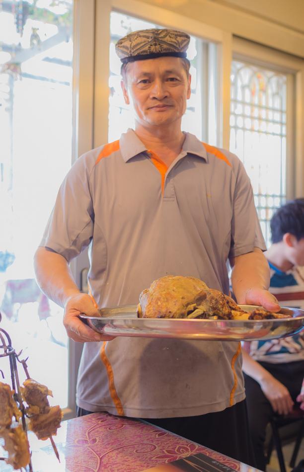 二訪新疆私房菜
