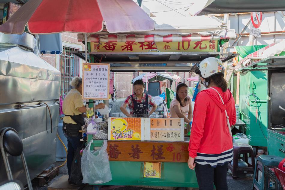 高雄旅遊 / 高雄美食 - 高雄旗津半日遊