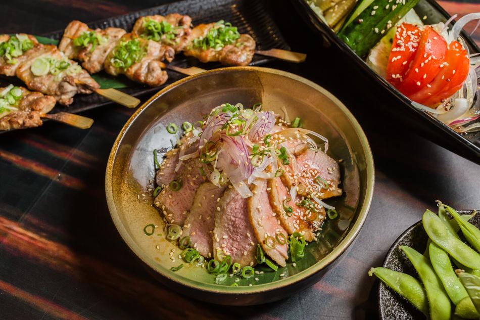 高雄美食 - 日本料理築炭居酒屋