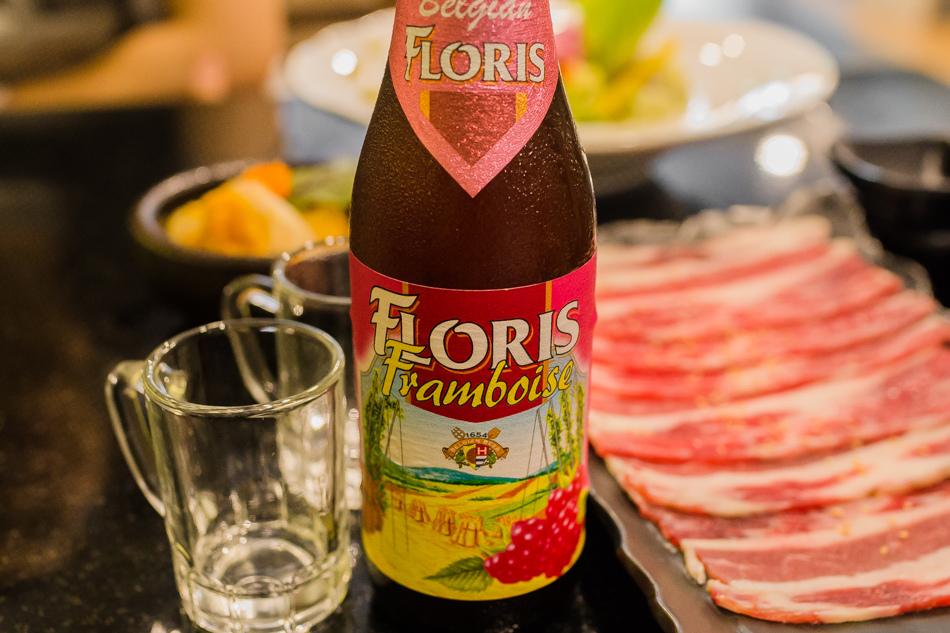 消費1360經典套餐或1560精緻套餐打卡送一瓶原裝進口比利時啤酒原價$220