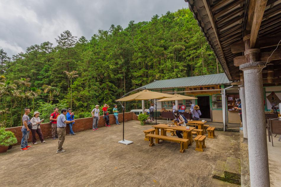 嘉義旅遊 / 富摩咖啡莊園