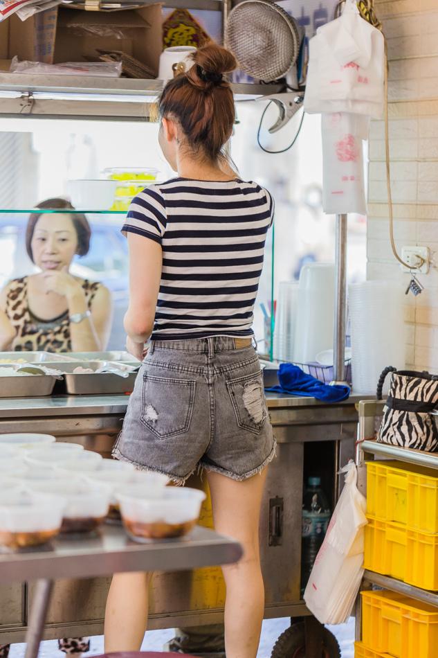 高雄美食 - 大禮街曾家古早味剉冰