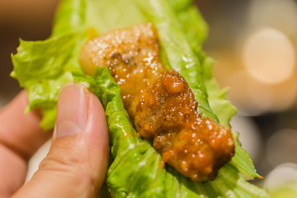 高雄美食 - 槿韓食堂韓國料理吃到飽