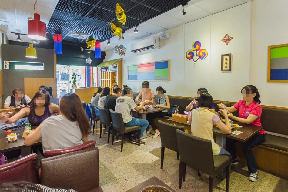 DIY韓式吃到飽│槿韓食堂