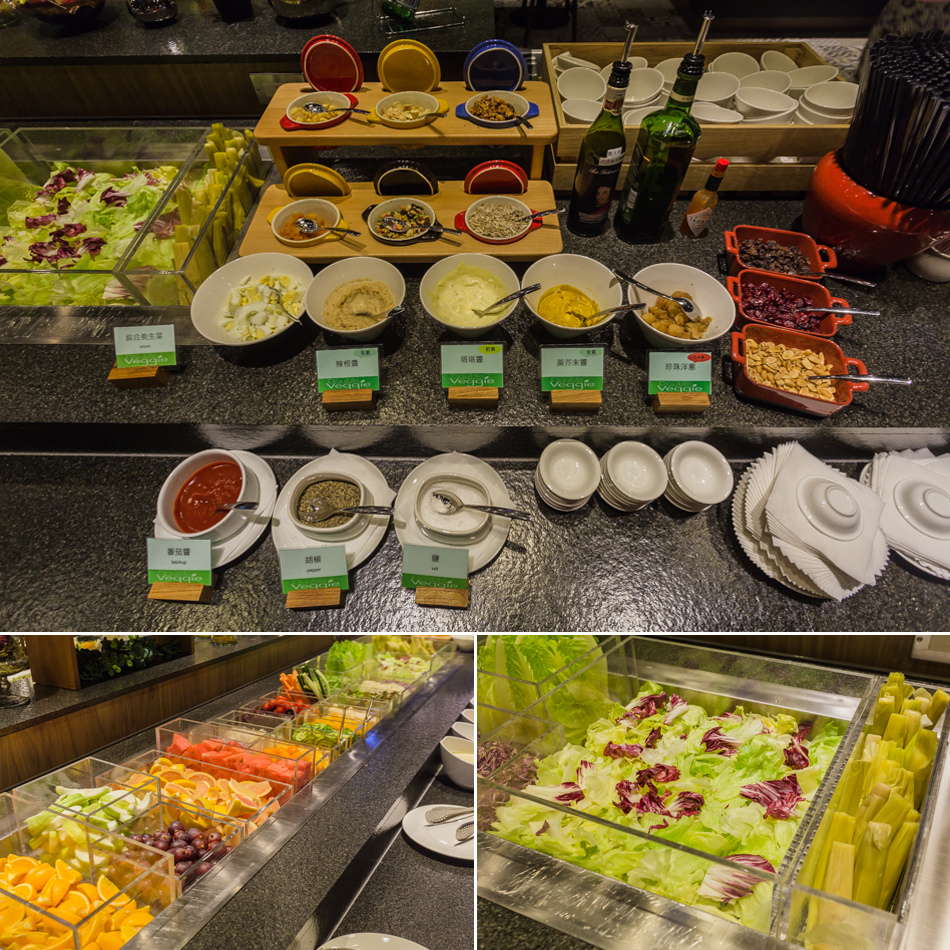 高雄美食 - 蔬活食堂站前店