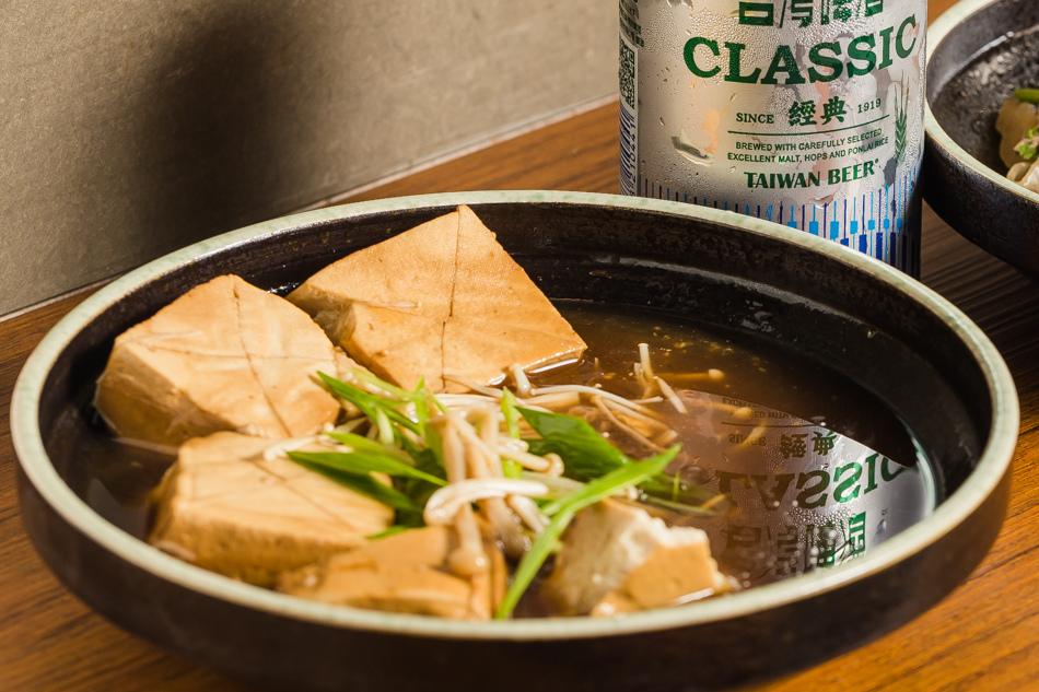 鳳山美食參福麵線。豆腐