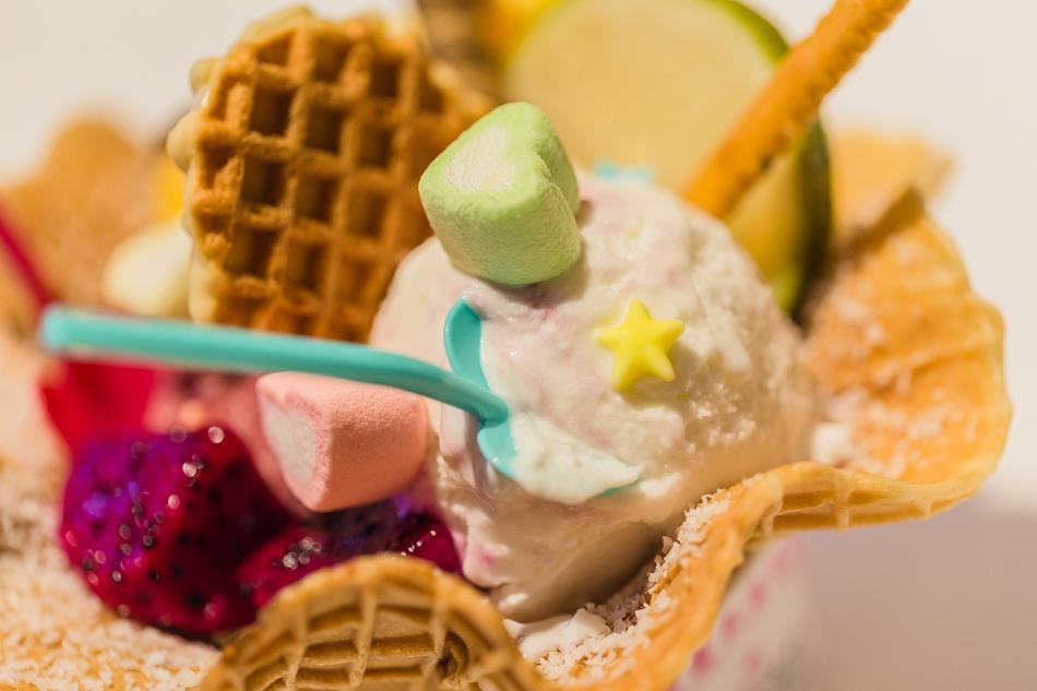高雄SOGO美食 - 小雪人冰工坊