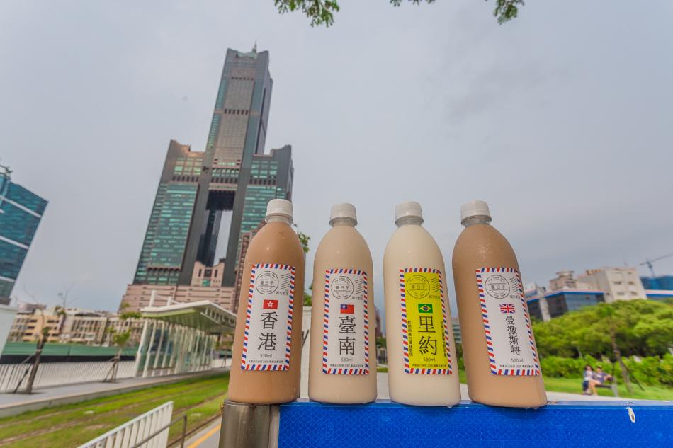 曼日子_城市奶茶