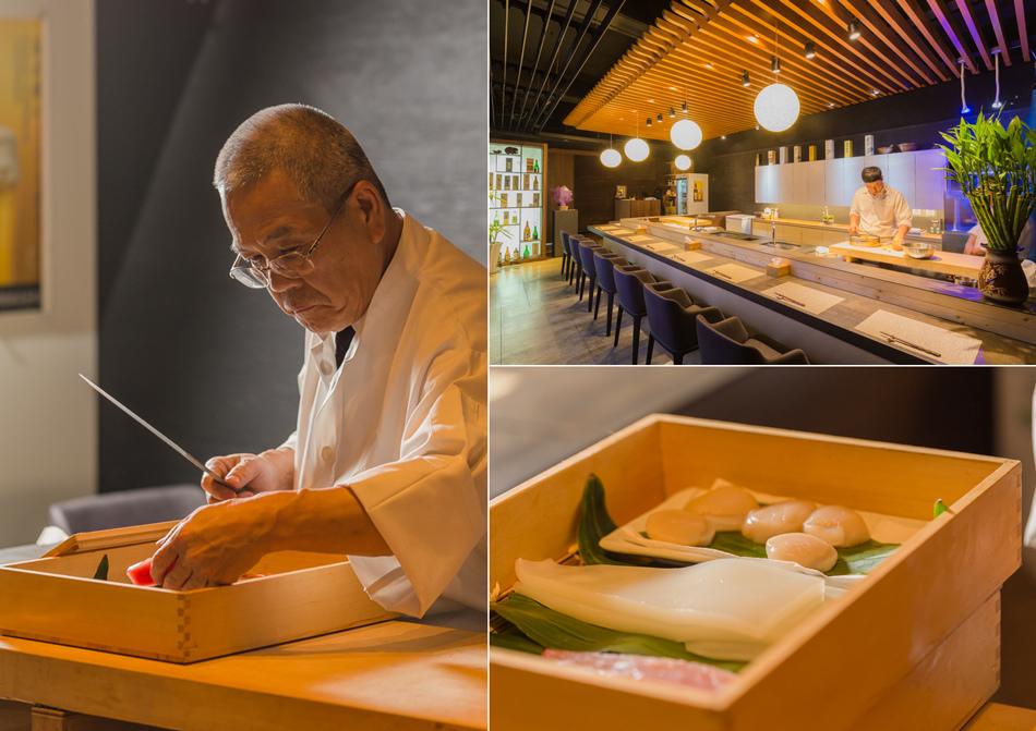捷運美麗島站美食 - 次郎日本料理