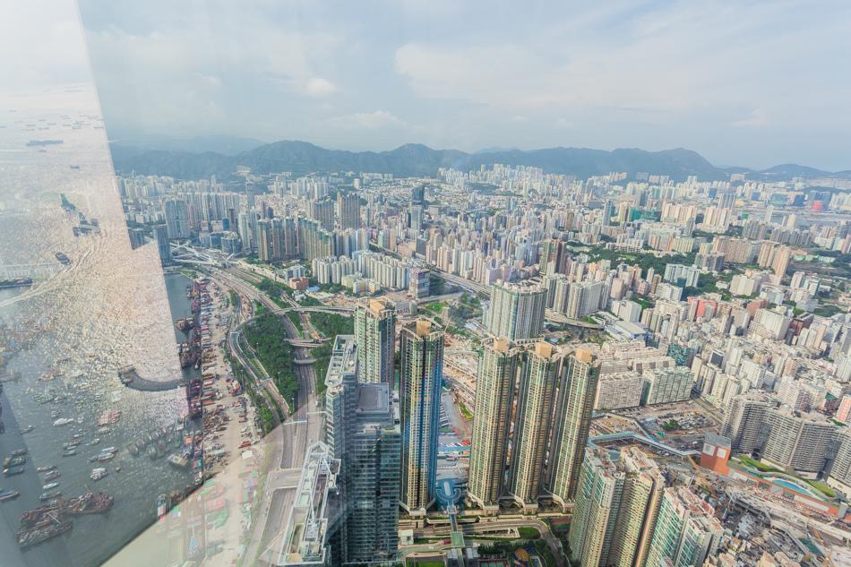 2016香港三天兩夜踩線團 - day1 - 03天際100