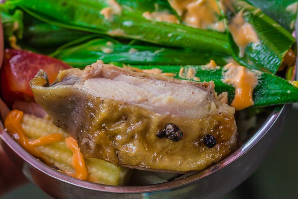 參訪桃源區建山里-原住民風味餐