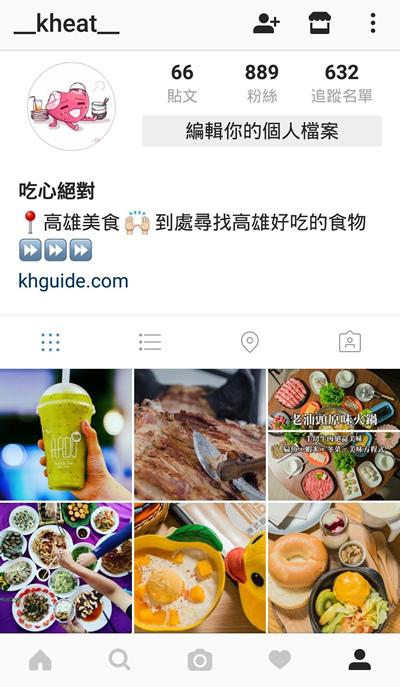 吃心絕對instagram