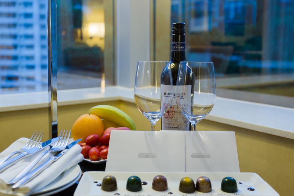 香港JW 萬豪酒店JW MARRIOTT Hotel