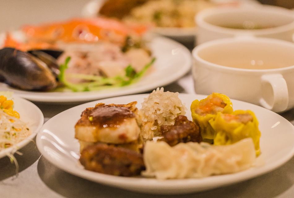 波麗露西餐廳 x 午晚餐自助吧499元