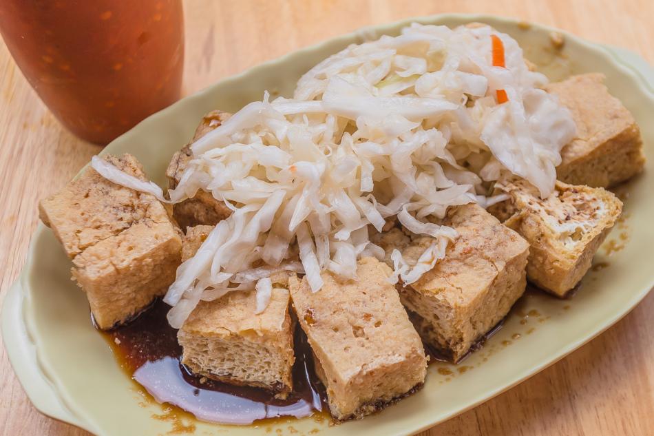 旗山美食 - 三哥臭豆腐