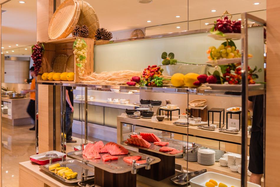 台南旅遊 - 和逸台南西門館(三) x 飯店早餐篇