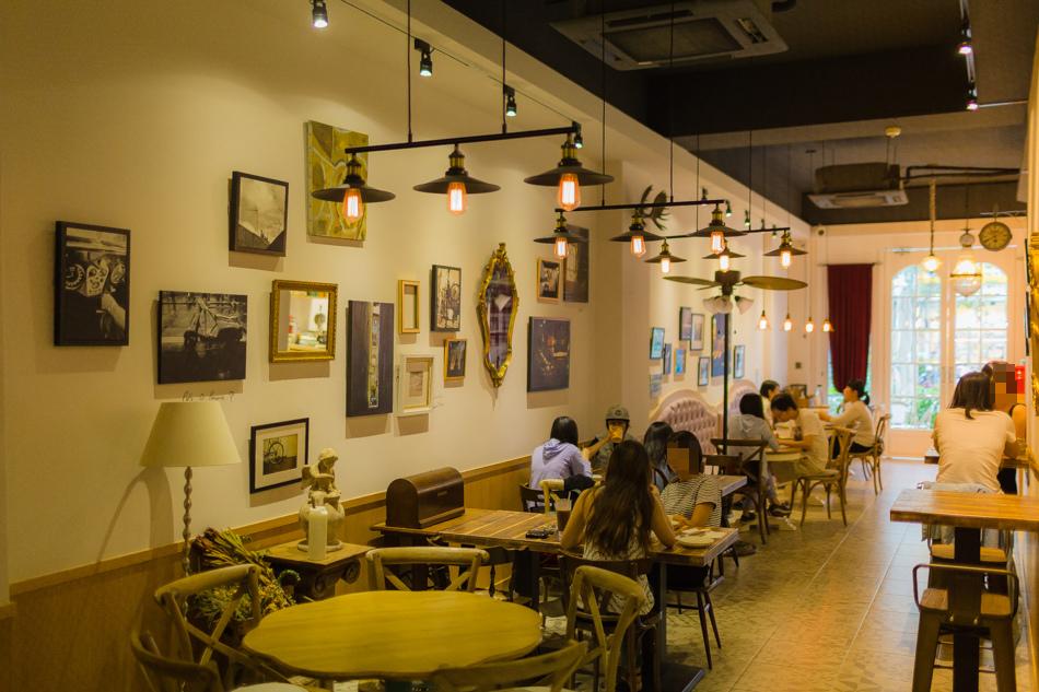 老歐洲咖啡館