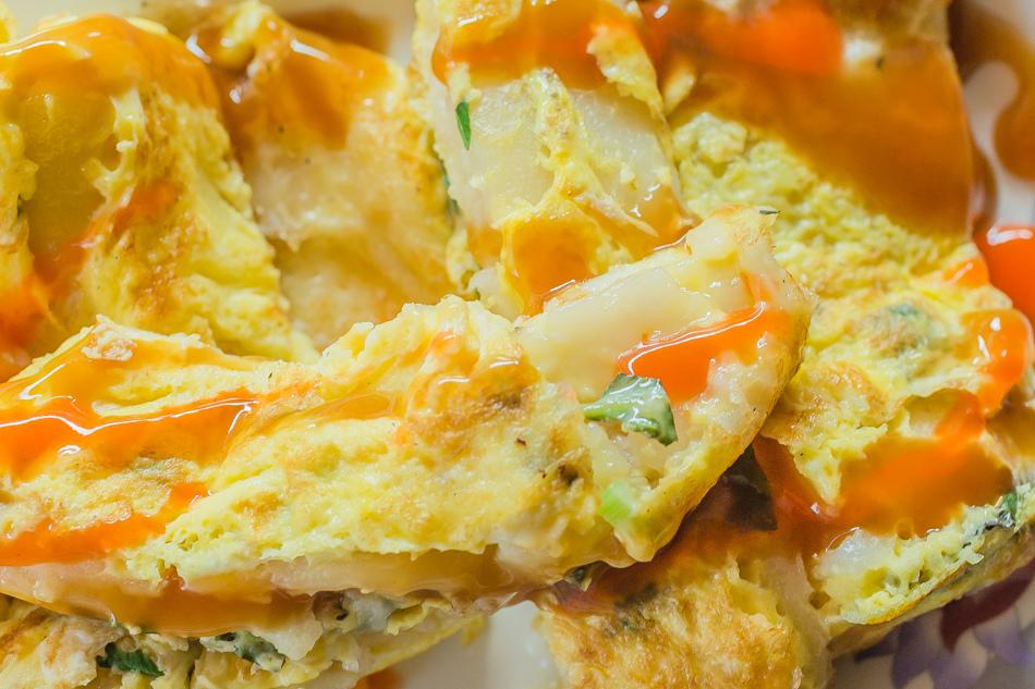 高雄美食 - 肉粽蛋餅