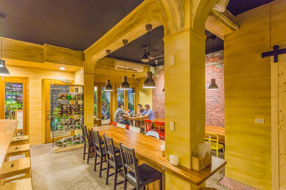 高雄美食 - 小義樓餐酒館 x 泰式料理新上市