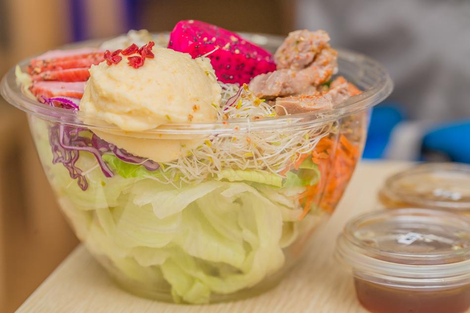 高雄美食-不只是沙拉