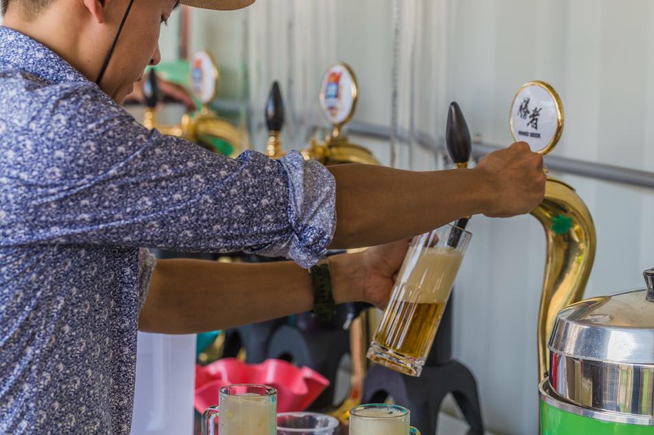 小琉球美食 - 荷花軒手工冰淇淋/泡菜/德國啤酒