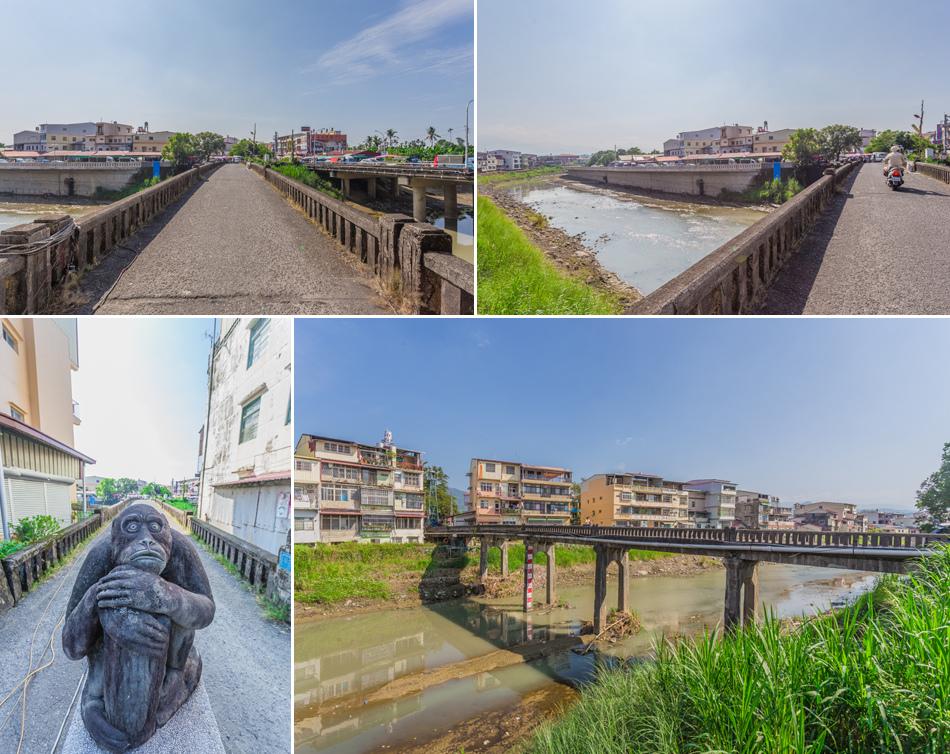 高雄旅遊 - 美濃舊橋