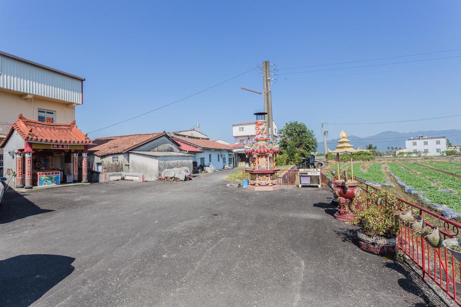 南興社區土地公踩點