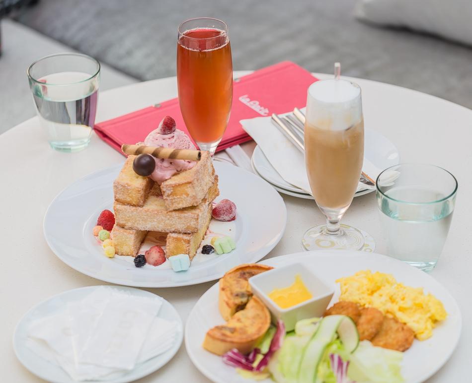 HOTEL COZZI 和逸 x Le Petit下午茶