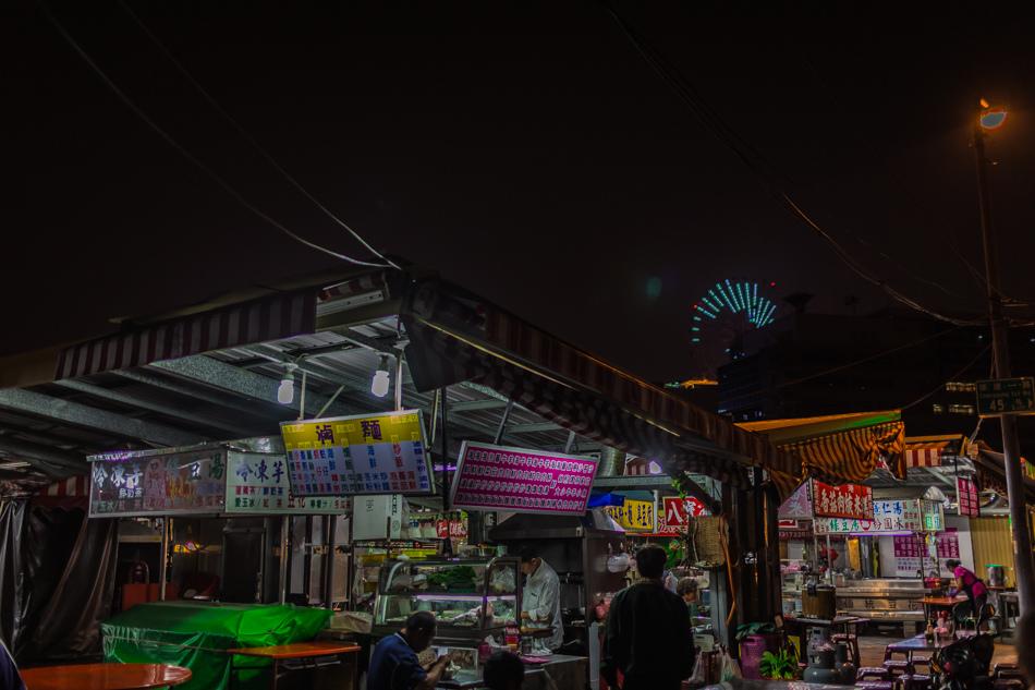 高雄美食 - 前鎮夜市