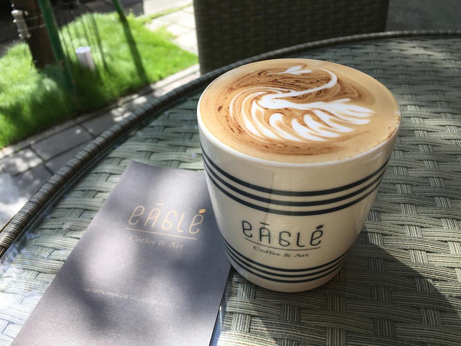 義來藝去咖啡拉花