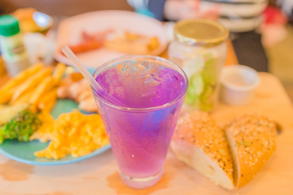 高雄美食 路也食光早午餐-陽明店