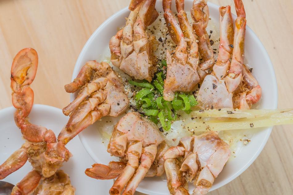 蝦蝦叫一口蟹