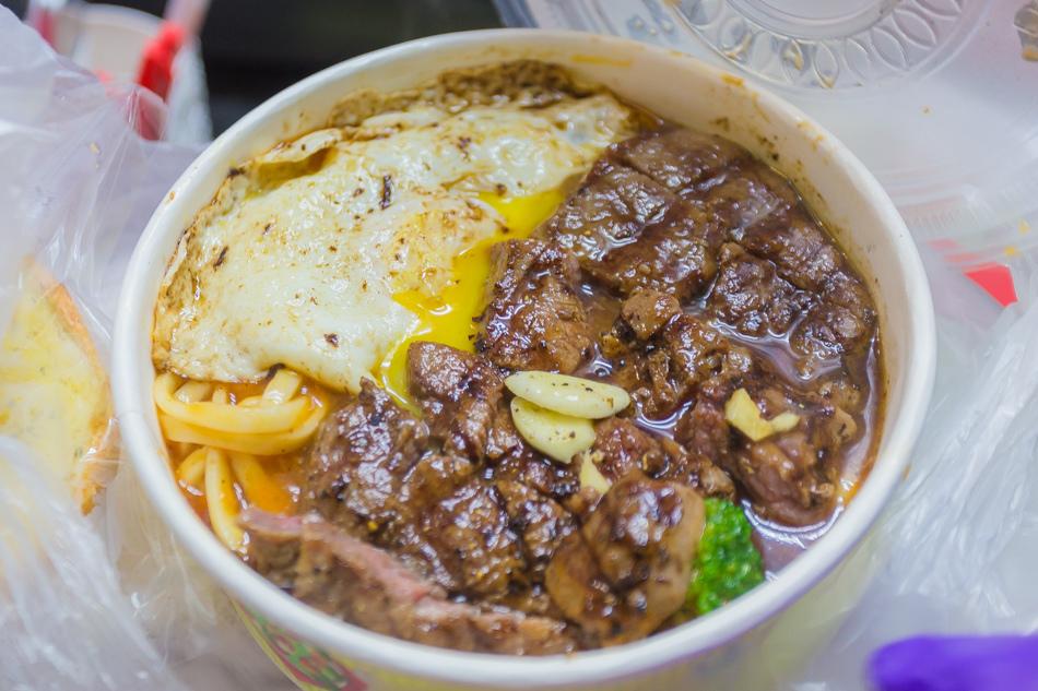 楠梓美食 - 食大客牛排