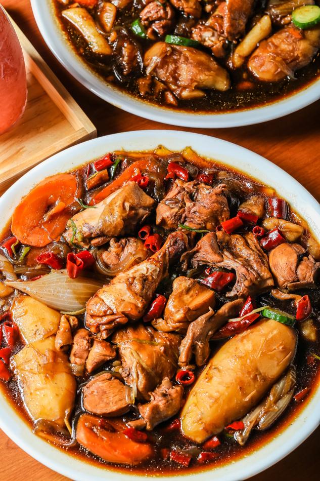高雄美食 - 韓國美食 - 鳳雛安東燉雞