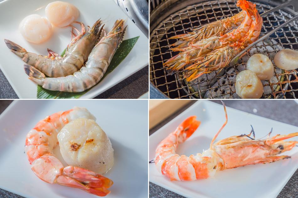 高雄美食 - 大魯閣 牧島燒肉