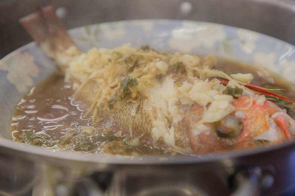 紅頭嶼蒸氣海鮮鍋
