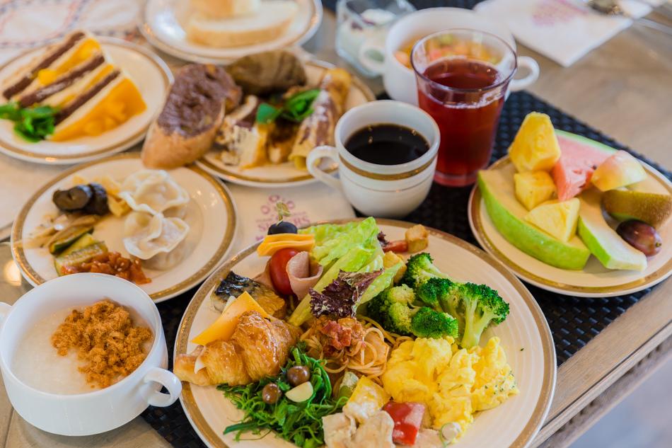 屏東旅遊 - 恆春墾丁四姐妹沙灘別墅 x Four Sisters Villa | 早餐午餐篇