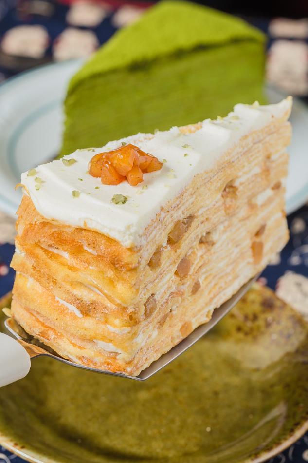 高雄美食 - 木木江鳥衣谷 - 千層蛋糕