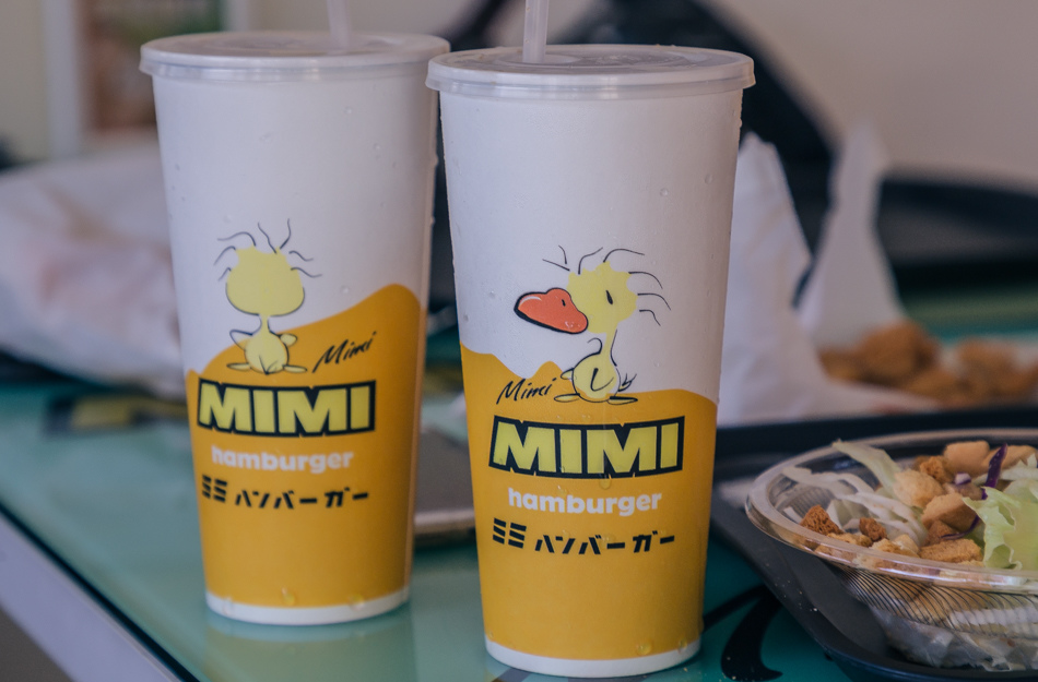 小琉球美食 - MIMI hamburger咪咪漢堡