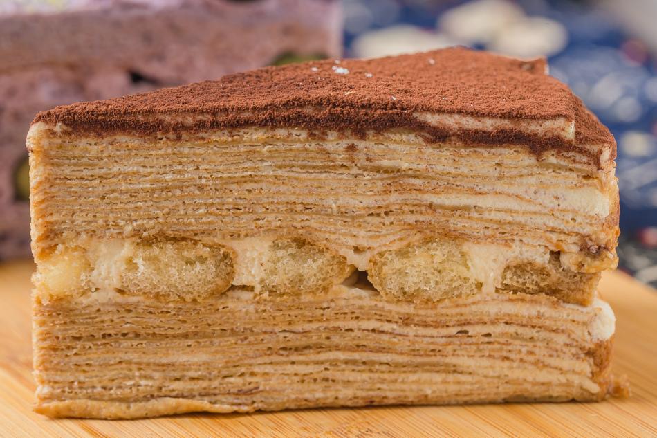 提拉米蘇千層蛋糕