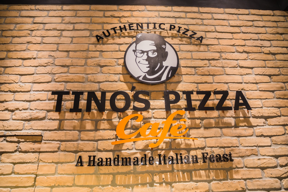 Tino's Pizza Cafe 堤諾義式比薩高雄河堤店