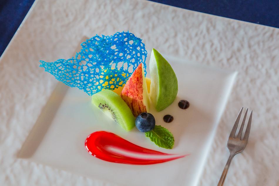 高雄美食-sky景觀西餐廳-類生酮料理