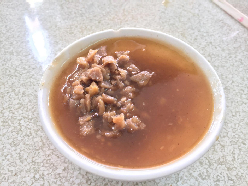 高雄美食 甲仙碗粿肉粽